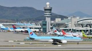 South Korea's Incheon international airport