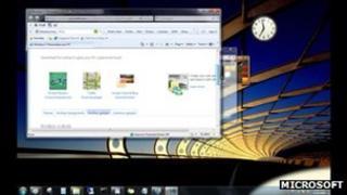 Windows 7 screenshot