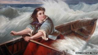 Grace Darling by Thomas Brooks