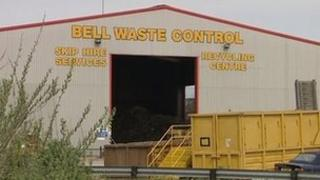 Bell Waste Control, Scunthorpe