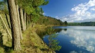 Agden Reservoir, Sheffield
