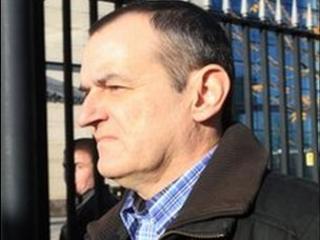 Jose Ignacio de Juana Chaos is suspected of fleeing NI while on bail