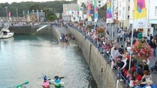 Guernsey Harbour Carnival