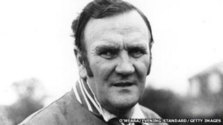 Don Revie in 1976