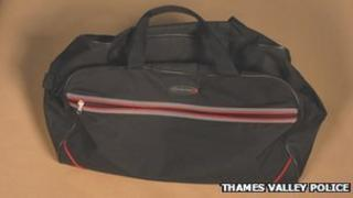 The holdall
