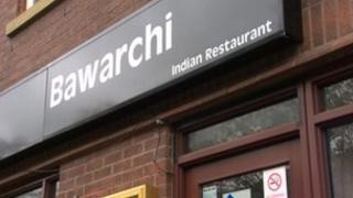 The Barwachi restaurant