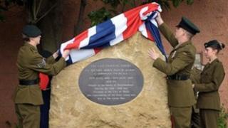 Harry Patch memorial