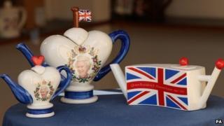 Jubilee pottery