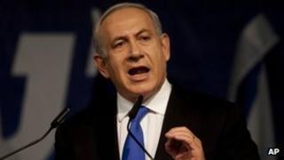 Benjamin Netanyahu (6 May 2012)