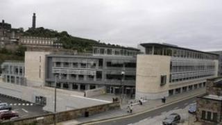 Edinburgh council building