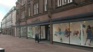 Hoopers store in Carlisle