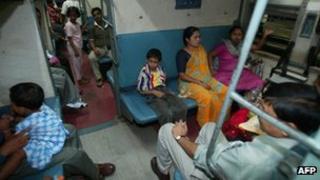 India train coach