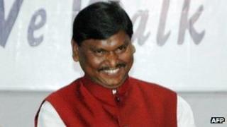 File photo of Arjun Munda