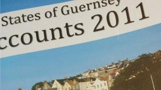 States of Guernsey accounts