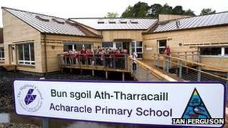 Acharacle school