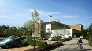 An image of The Keep, the new archive centre planned for Sussex