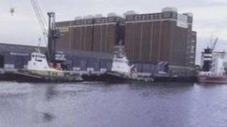 Belfast Harbour