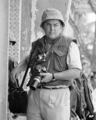 Horst Faas in Vietnam, 1968