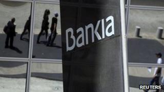Bankia headquarters
