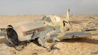 The Kittyhawk in the Western Desert