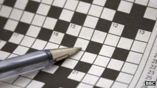 Crossword, generic picture