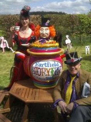 Hartfield Storyfest