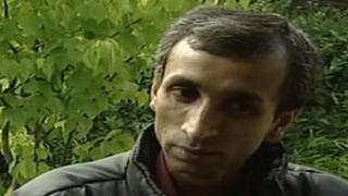 Azad Miah in 2004