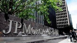 JP Morgan offices
