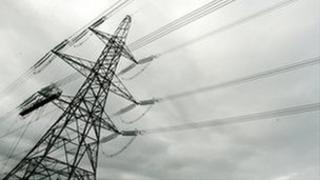 Elecricity pylon