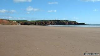 Sandy Bay, Devon