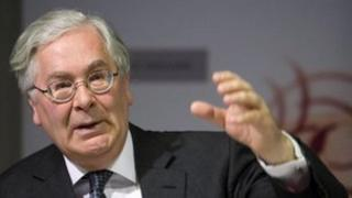 Mervyn King