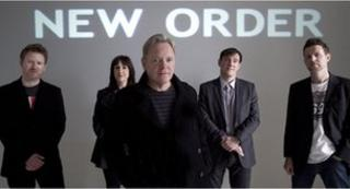 New Order was due to headline the gig