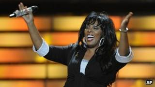 Donna Summer on American Idol