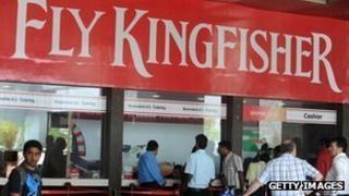Kingfisher counter
