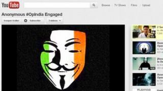 Anonymous OpIndia