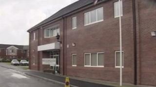 Ammanford Police Station