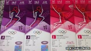 Four Olympic tickets issued to high jumper Ben Challenger
