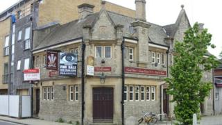 The Plume of Feathers Pub