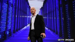 Jeff Bezos, Amazon chief executive
