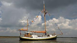 Former RNLI lifeboat Stenoa