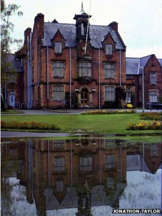 Shelton Hospital, Shropshire