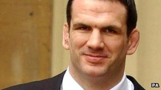 Former England Rugby Captain and Manager Martin Johnson