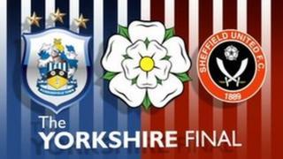 The Yorkshire Final - Huddersfield Town v Sheffield United