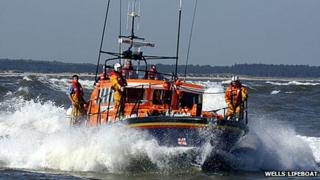 Mersey Class All Weather Lifeboat (Photo: N Leach)