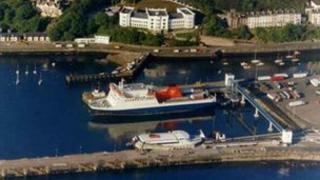 Ben my Chree vessel courtesy Isle of Man government