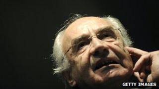 Ettore Gotti Tedeschi pictured at a book presentation in September 2010 (file photo)