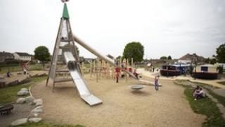 Waterlees playground