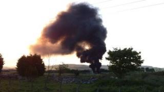 Kinross fire