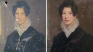 Portrait of Eliza Gordon-Macpherson