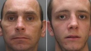 Gary Bland and nephew James Siree were found guilty of murder